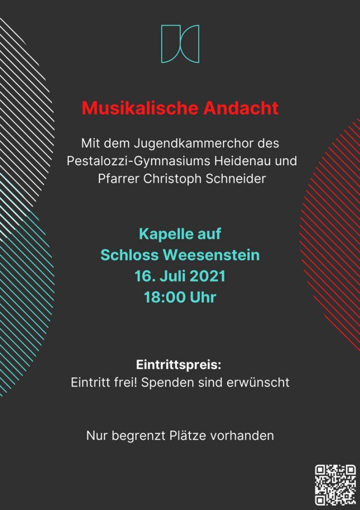 Neustart in Weesenstein