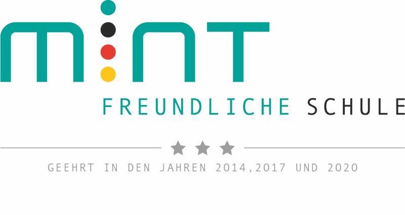"""Erneute Auszeichnung als """"MINT-freundliche Schule"""""""